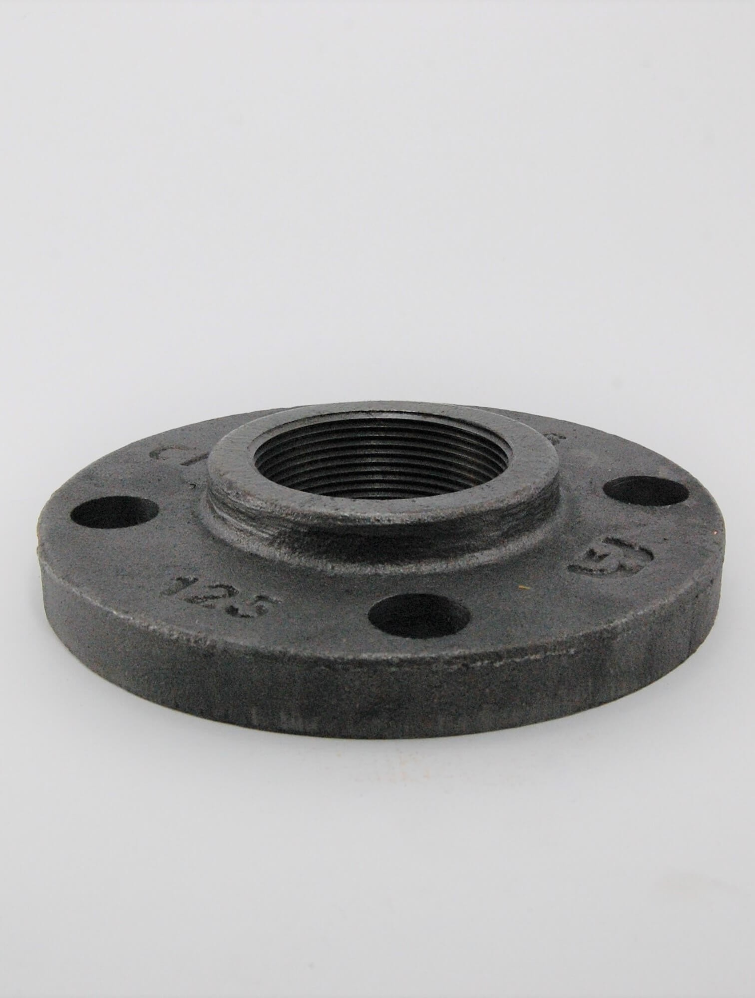 Black Companion Flange