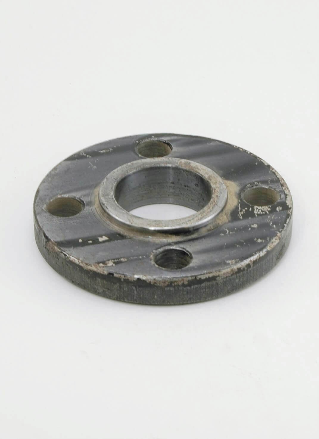 Black Companion Flange-Weld-On