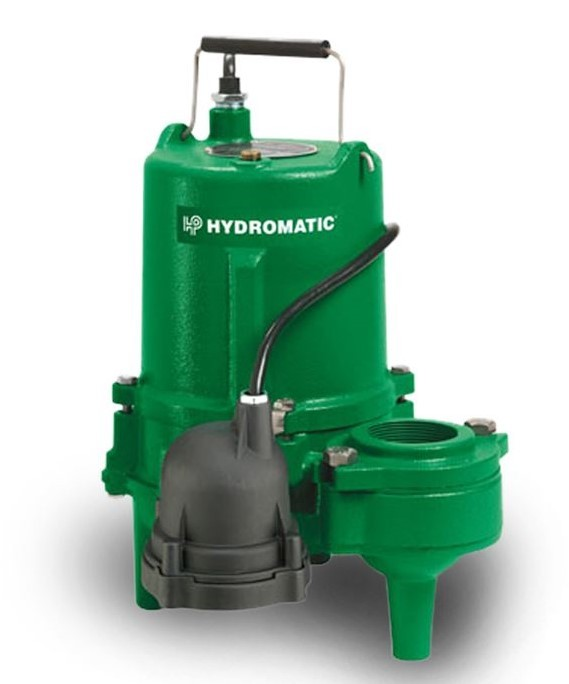 Hydromatic Sewage Pump, SP50