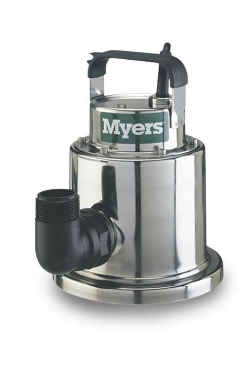 Myers Sump Pump, DU