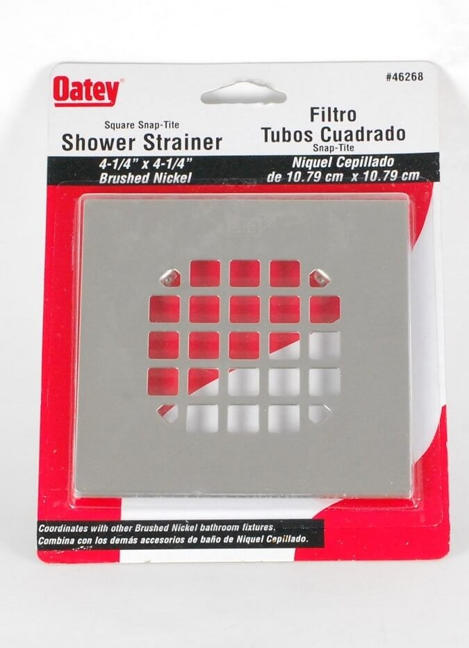 Shower Drain, Square